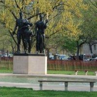 Boy Scout Memorial Fountain, Presidents Park