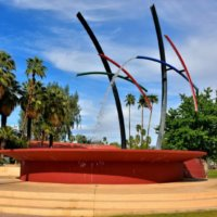 Rainmaker Fountain