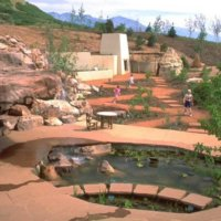 Children's Garden at Red Butte Gardens